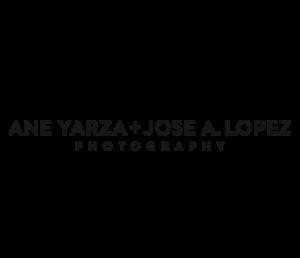 Logo Ane + Jose